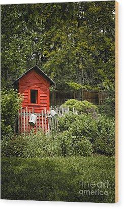 Garden Still Life Wood Print by Margie Hurwich