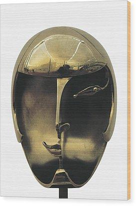 Gargallopablo 1881-1934. Kiki Wood Print by Everett