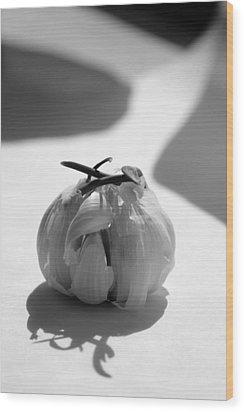 Garlic Cove B1 Wood Print