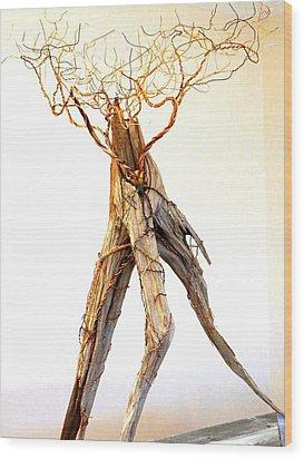 Generations Wood Print