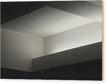 Geometrica Wood Print