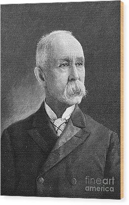 George Miller Sternberg Wood Print by Granger