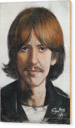 George Wood Print by Shelley Phillips
