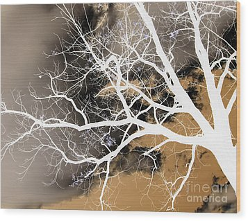 Wood Print featuring the photograph Gettysburg by Cheryl Del Toro