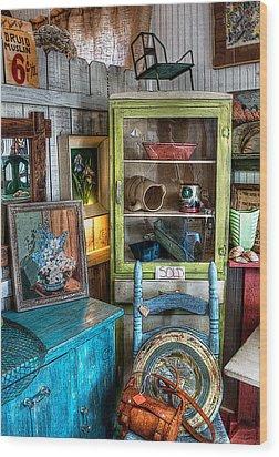 Gift Shop Wood Print