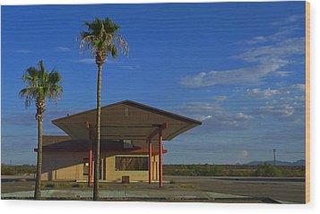 Gila 520208 Wood Print by Skip Hunt