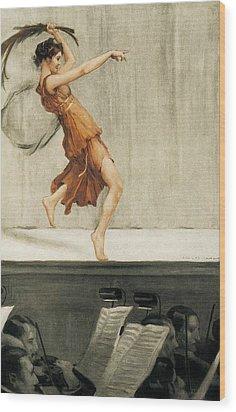 Gorguet, Auguste Fran�ois Marie Wood Print by Everett