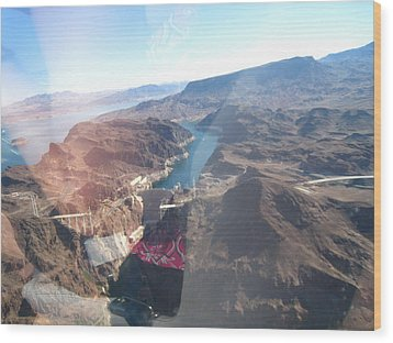 Grand Canyon - 12128 Wood Print by DC Photographer