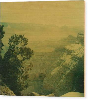 Wood Print featuring the photograph Grand Canyon by Amazing Photographs AKA Christian Wilson