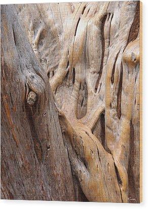 Grand Canyon Wood Wood Print