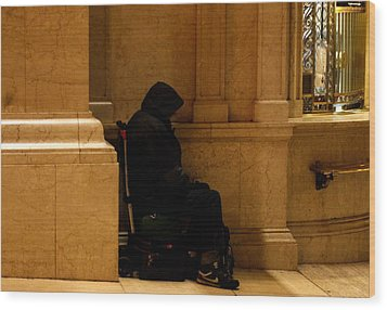Grand Central Terminal 6 Wood Print