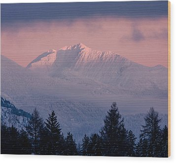 Wood Print featuring the photograph Great Northern by Jack Bell