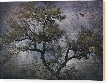 Wood Print featuring the photograph Greatness by Barbara Manis