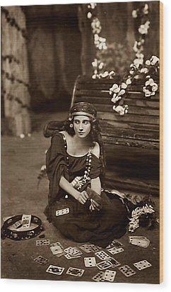 Gypsy Wood Print by Bill Cannon