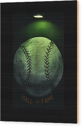 Hall Of Fame Wood Print by Karen Scovill