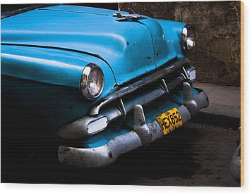 Havana Blues Wood Print by Dan  Grover