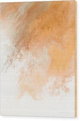 Heaven II Wood Print