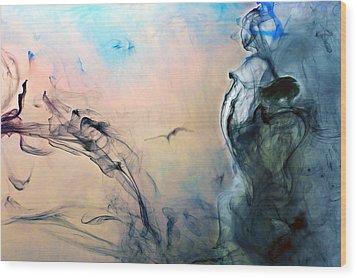 Heavenly  Wood Print by Petros Yiannakas