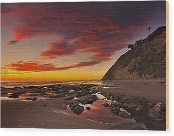 Hendry's Beach  Mg_1327 Wood Print by David Orias