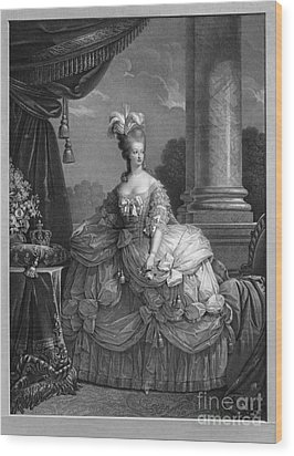 Her Majesty 1828 Wood Print by Padre Art