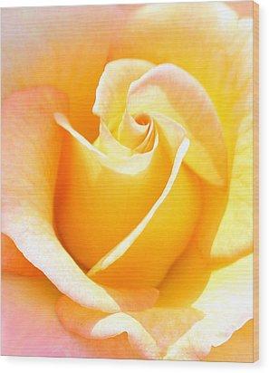 Her Sweet Perfume Wood Print