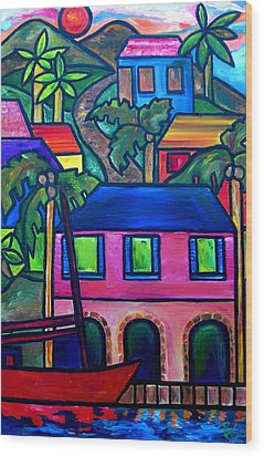 Hillside In St. John Wood Print