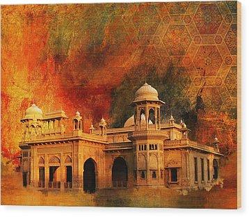 Hindu Gymkhana Wood Print by Catf