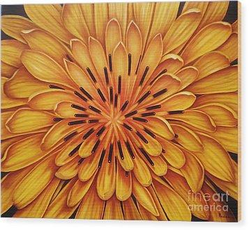Hipnose Wood Print