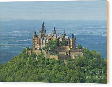 Hohenzollern Castle 5 Wood Print