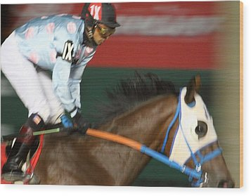 Hollywood Casino At Charles Town Races - 121265 Wood Print by DC Photographer