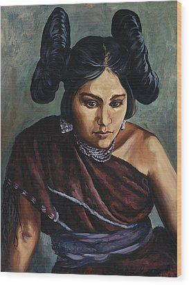 Hopi Jewel Wood Print