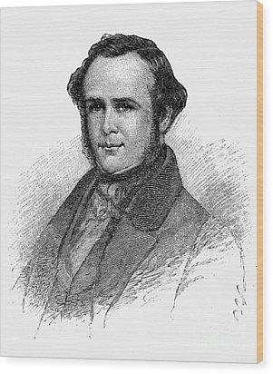 Horace Wells (1815-1848) Wood Print by Granger