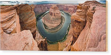 Horseshoe Bend No. 2 Wood Print