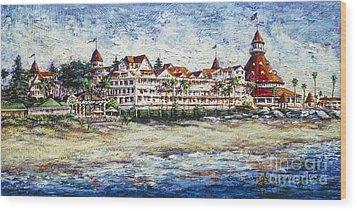 Hotel 2000 Wood Print