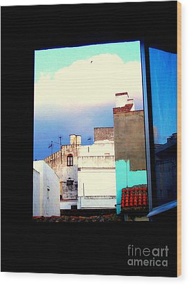 Hotel Afrika-tarif Espana Wood Print