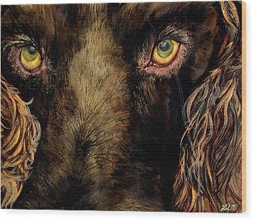 My Charlie Wood Print
