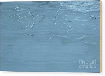 Icebreaker Wood Print