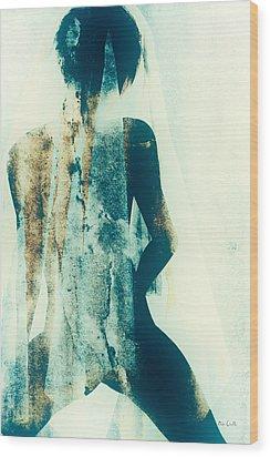Illusions Wood Print by Bob Orsillo