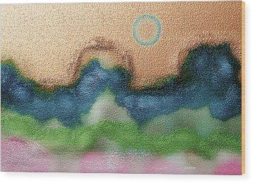 Imagination Wood Print by Lenore Senior