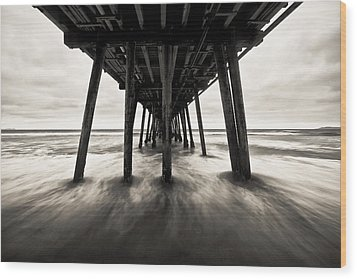 Wood Print featuring the photograph Imperial by Ryan Weddle