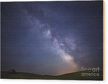 In A Blink Of An Eye Wood Print by Beve Brown-Clark Photography