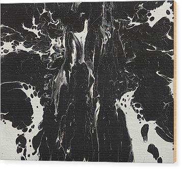 In Human Bondage 1 Wood Print