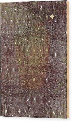 In Portals Of Dreams Wood Print by Jeff Swan