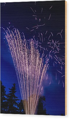 Independence Day 2014 17 Wood Print