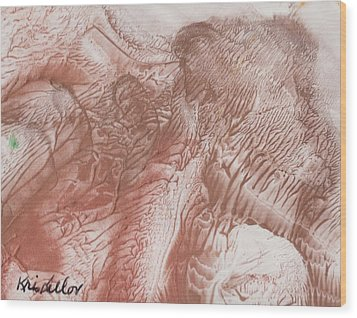 Innergold Wood Print