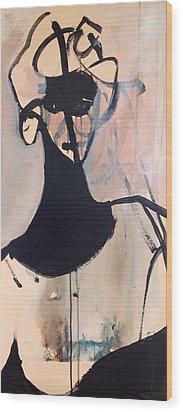 Innis Sui Wood Print by Anna Elkins