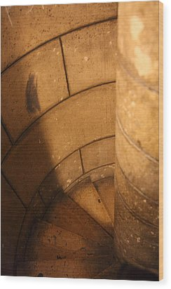 Inside The Basilica Of The Sacred Heart Of Paris - Sacre Coeur - Paris France - 01131 Wood Print by DC Photographer