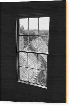 Inside The Olson House Wood Print by Joel White