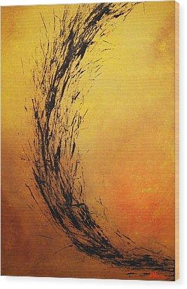 Instinct Wood Print