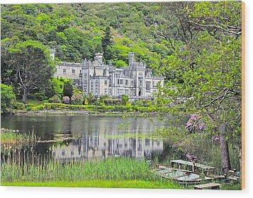 Ireland Home Wood Print by Will Burlingham